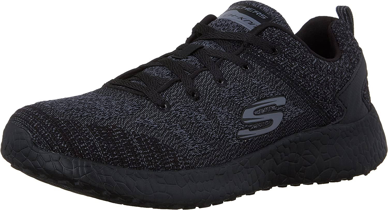 Skechers Women's Sport-Burst Soft Knitted with Air-Cooled Mf Running shoes