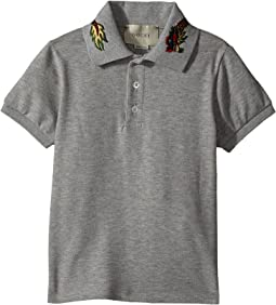 Gucci Kids - Polo 475711X5U29 (Little Kids/Big Kids)