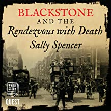 Blackstone and the Rendezvous with Death: The Blackstone Detective Series, Book 1
