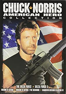 Chuck Norris Collection (Delta Force / Delta Force 2 / Missing In Action / Missing In Action 2: The Beginning / Braddock: ...
