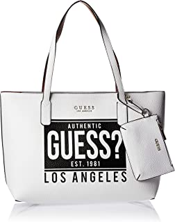 GUESS Women's Tote Bag, White - AG745223