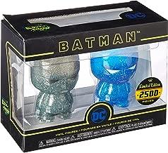 Funko Hikari XS DC Comics Batman Limited Edition Grey and Blue Vinyl Figures