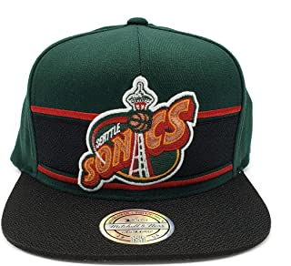 mitchell and ness flexfit hat