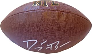Philadelphia Eagles Dorial Green-Beckham Autographed Hand Signed NFL Wilson Football with Proof Photo of Signing, Tennessee Titans, Missouri Tigers, COA