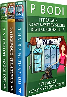 Pet Palace Cozy Mystery Series Digital Boxed Set Vol 2: Pet Palace Cozy Mystery Series Books 4-6
