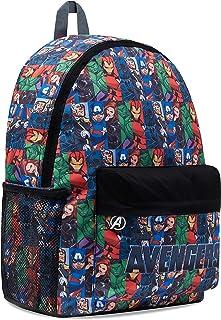 Marvel Sac à Dos Enfant des Avengers - Cartable Garçon