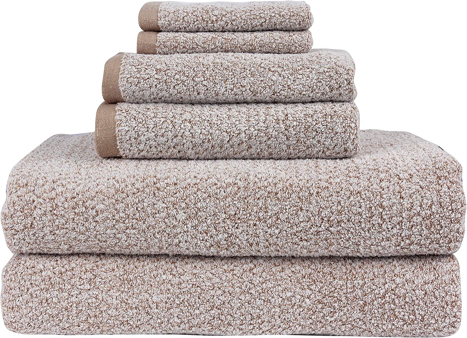 Everplush Diamond Jacquard Spasm price Towels Recycled Some reservation Bath To Piece 6 Sheet