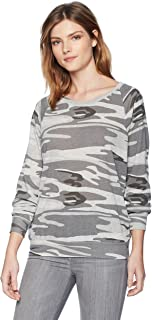 Alternative Women's Printed Slouchy Pullover