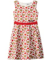 Moschino Kids - Print Hearts Dress (Big Kids)