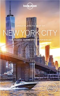 Lonely Planet Best of New York City 2020 (Travel Guide) (English Edition)