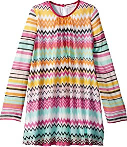 Missoni Kids - Knit Zigzag Dress (Big Kids)