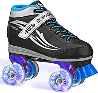Roller Derby Boys Blazer Lighted Wheel Roller Skate