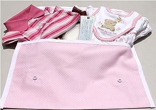 Bolsa para cambio de ropa de bebé, bolsa para pañales, bolsa de viaje, para medicinas, para ropa interior, artículos de aseo personal, travel bag, Imagina y Ordena, práctico 24x35cm