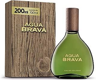 Antonio Puig Agua Brava Eau De Cologne Pour for Men, 6.75 Ounce