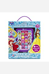 Disney Princess Ariel, Rapunzel, Belle, and More!- Dream Big Princess Me Reader and 8-Book Library - PI Kids Hardcover