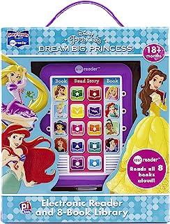 Disney Princess - Dream Big Princess Me Reader and 8-Book Library - PI Kids