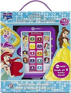 Disney Princess - Dream Big Princess Electronic Me Reader and 8 Sound Book Library - PI Kids