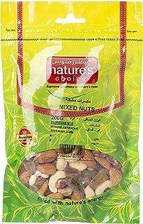 Natures Choice Mixed Nuts, 200 gm