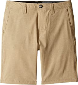 Volcom Kids - Frickin SNT Static Shorts (Big Kids)