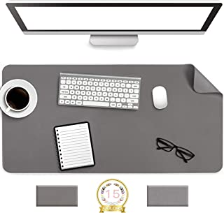 Office Accessories Boho Bohemian Hippie Neoprene Desk Mat Computer Tech Supplies 24 x 12 Inch Non Slip Desk Pad LARGE Feather Desk Pad
