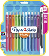 Paper Mate InkJoy Gel Pens, Medium Point, Assorted Colors
