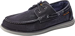 Wild Rhino Men's MACKAY Boat Shoes