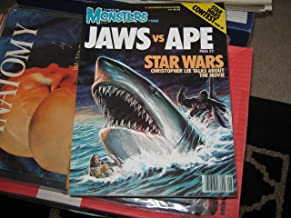 Famous Monsters Magazine #146 (Jaws vs Ape , Star Wars , Christopher Lee, Issue #146)