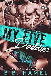 My Five Daddies: A Reverse Harem Romance (Love Times Five)