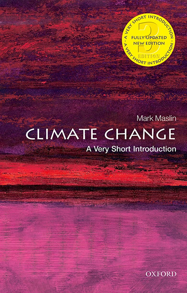 聞きます失業者密Climate Change: A Very Short Introduction (Very Short Introductions) (English Edition)