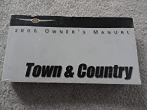 Best chrysler town and country owners manual 2006 Reviews