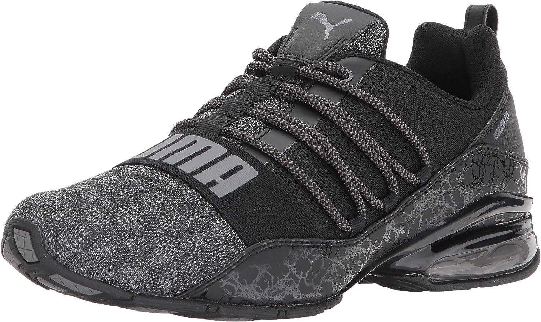 PUMA Mens Cell Regulate Tech Mesh Sneaker