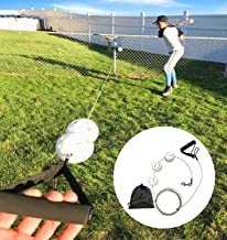 Swingers Ultimate Baseball Batting Trainer - Fast Setup and Easy to Use - Professional Baseball Tune-Up Kit - Improves Batting Skills for Boys & Girls Age 2-12 Yrs Old