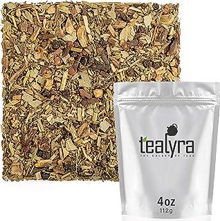 Tealyra - Deep Breath - Eucalyptus - Ginger - Tulsi - Fennel - Wellness Herbal Loose Leaf Tea - Calming and...