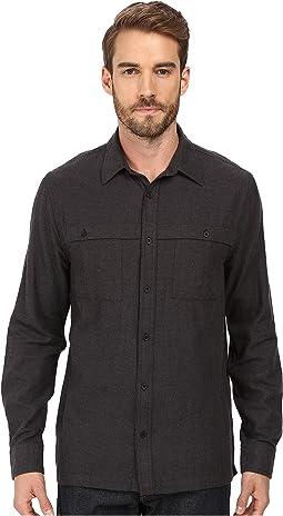 Long Sleeve Chambray Overshirt Workshirt