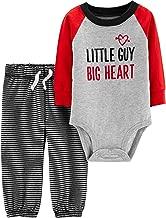 Carter's Baby Boys' 2-Piece Valentine's Day Set