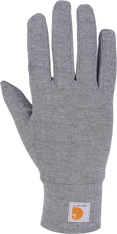 Carhartt womens Heavyweight Force Liner Glove