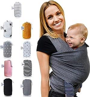 LoveTie ergonomische Babytrage verschiedene Farben
