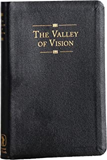 Valley of Vision (Leather): A Collection of Puritan Prayers and Devotions
