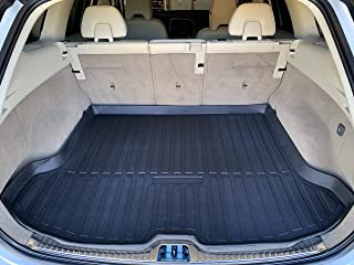 REAR TRUNK FLOOR CARGO TRAY BOOT PROTECTION DIRT MUD SNOW ALL WEATHER SEASON WATERPROOF WATER-RESISTANT 3D LASER MEASURED LINER PAD MAT for VOLVO XC60 2010 2011 2012 2013 2014 2015 2016 2017 BRAND NEW