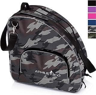 Athletico Ice & Inline Skate Bag – Premium Bag to Carry Ice Skates, Roller..
