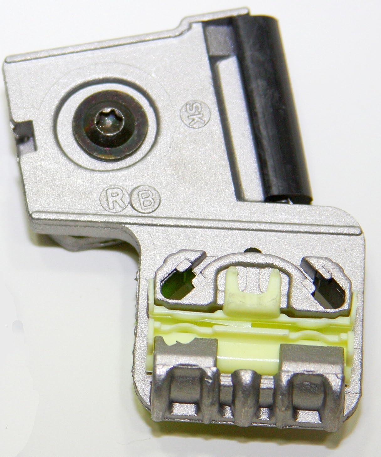 RegulatorFix Window Regulator Repair Clip and Bracket Holder - METAL - Front Right B for VW Golf 4 Jetta 4 (Bora) MK4