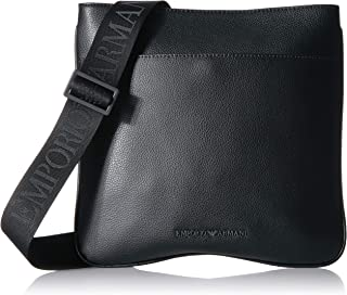 Emporio Armani Crossbody Flat Messenger Bag