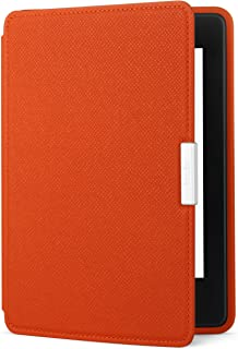 Amazon Kindle Paperwhite Leather Case, Persimmon -  does not fit Paperwhite Generation 10