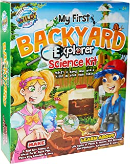 Wild Science My First Backyard Explorer Science Kit