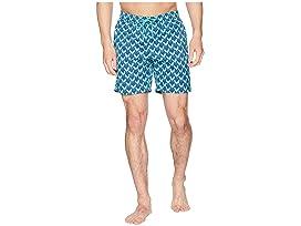 67f5c974e4 onia Charles 5 Cote D'Azure Palms Swim Shorts at 6pm