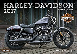 Harley-Davidson(R) 2017: 16-Month Calendar September 2016 through December 2017 (Calendars 2017)