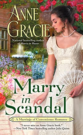 Marry in Scandal (Marriage of Convenience Book 2)
