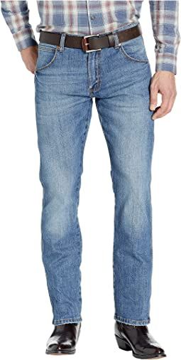 Retro Premium Slim Straight Jeans