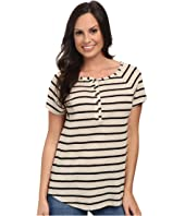 Lucky Brand - Even Stripe Top