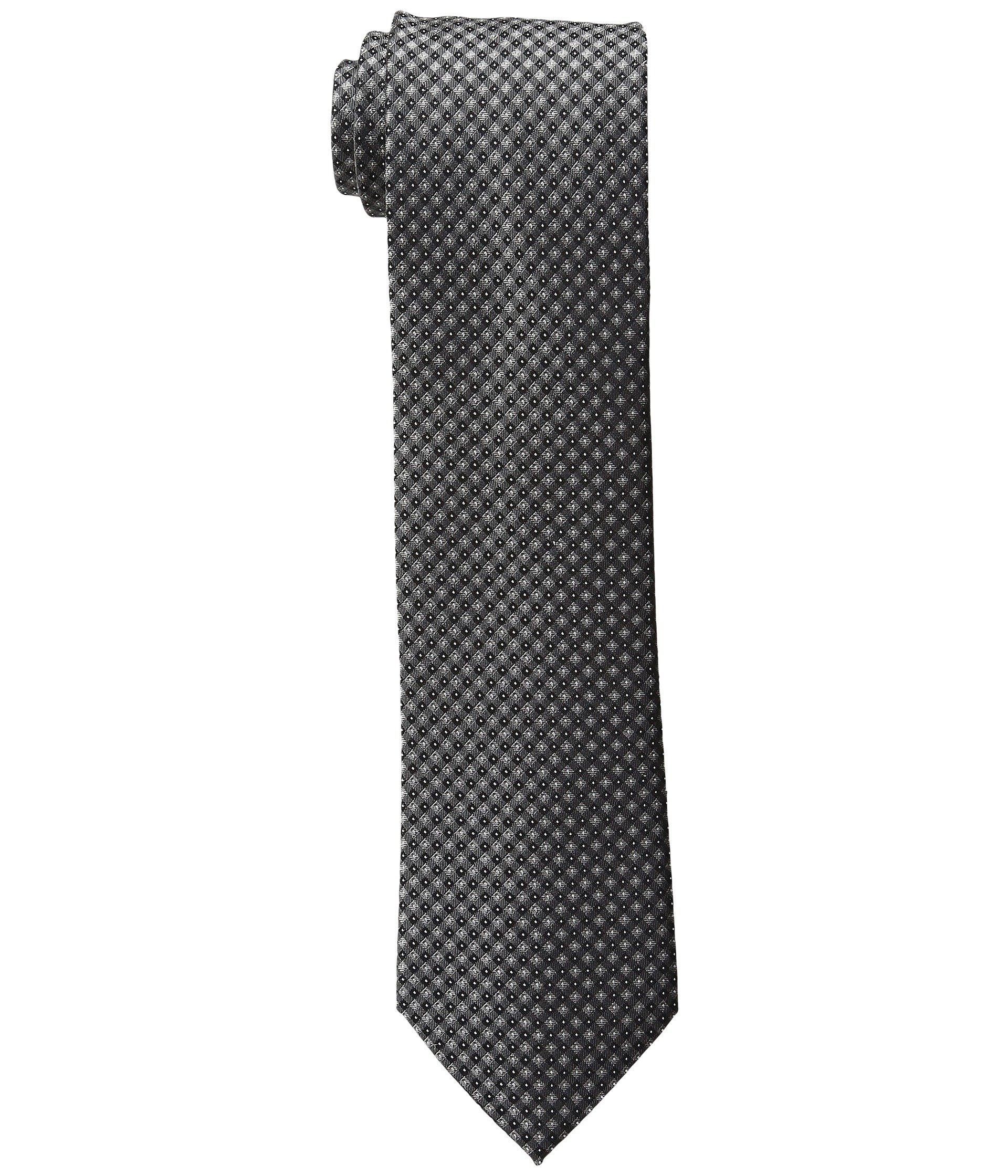 Corbata para Hombre Kenneth Cole Reaction Micro Grid  + Kenneth Cole Reaction en VeoyCompro.net
